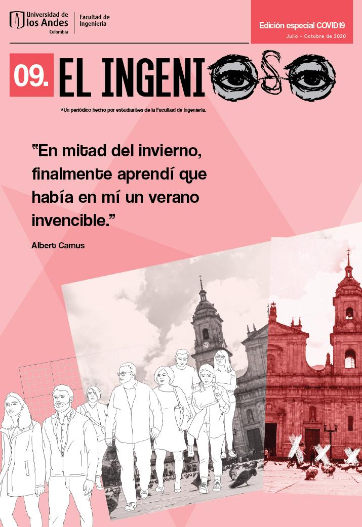 Periódico El Ingenioso de la Facultad de Ingeniería de la Universidad de los Andes