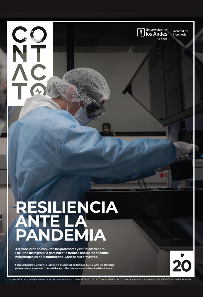 Revista Contacto - Resiliencia ante la pandemia