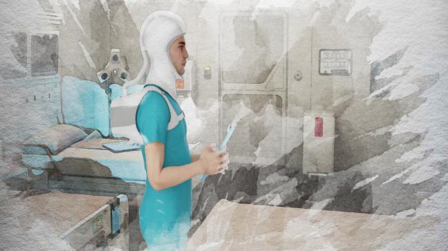 PersoCO: un respirador para cuidar al personal médico