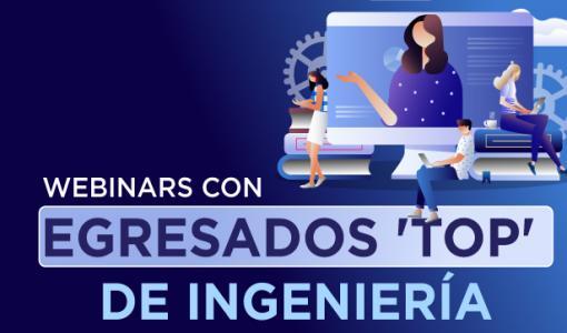 Charla egresados top de Ingeniería de la Universidad de los Andes