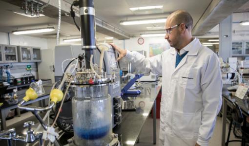 Andrés González Barrios, director del Departamento de Ingeniería Química y de Alimentos