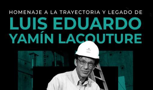 Homenaje de Uniandes a Luis Yamin